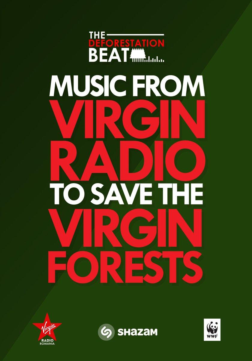 Virgin Radio & WWF presents The Deforestation Beat