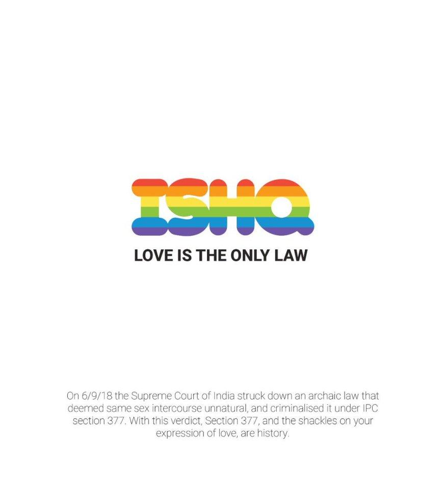 Ishq Section 377   LGBTQ