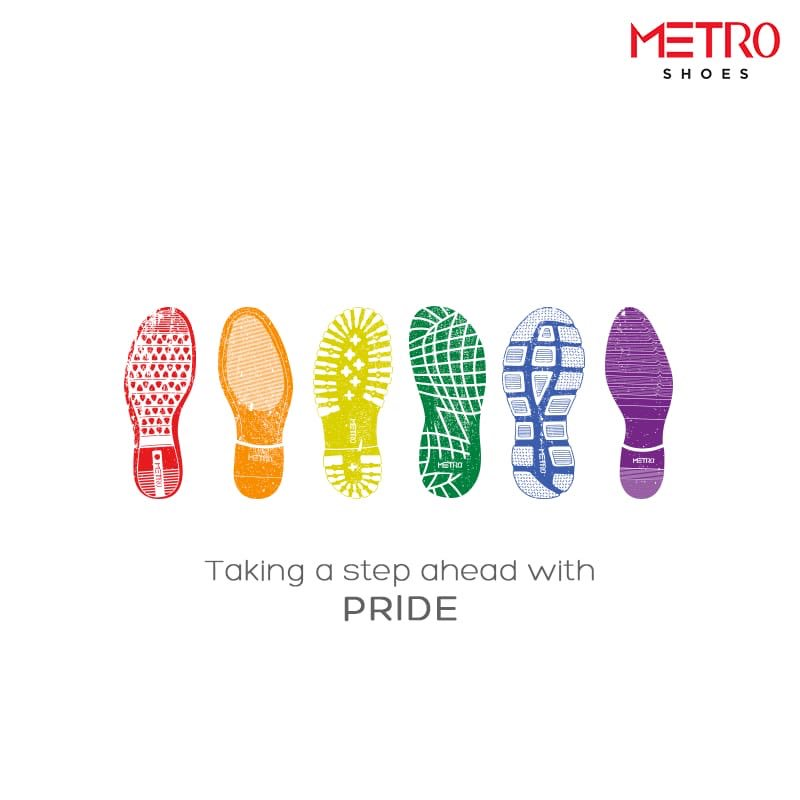 Metro Shoes Section 377 | LGBTQ