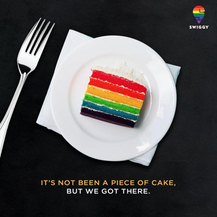 Swiggy India LGBT law