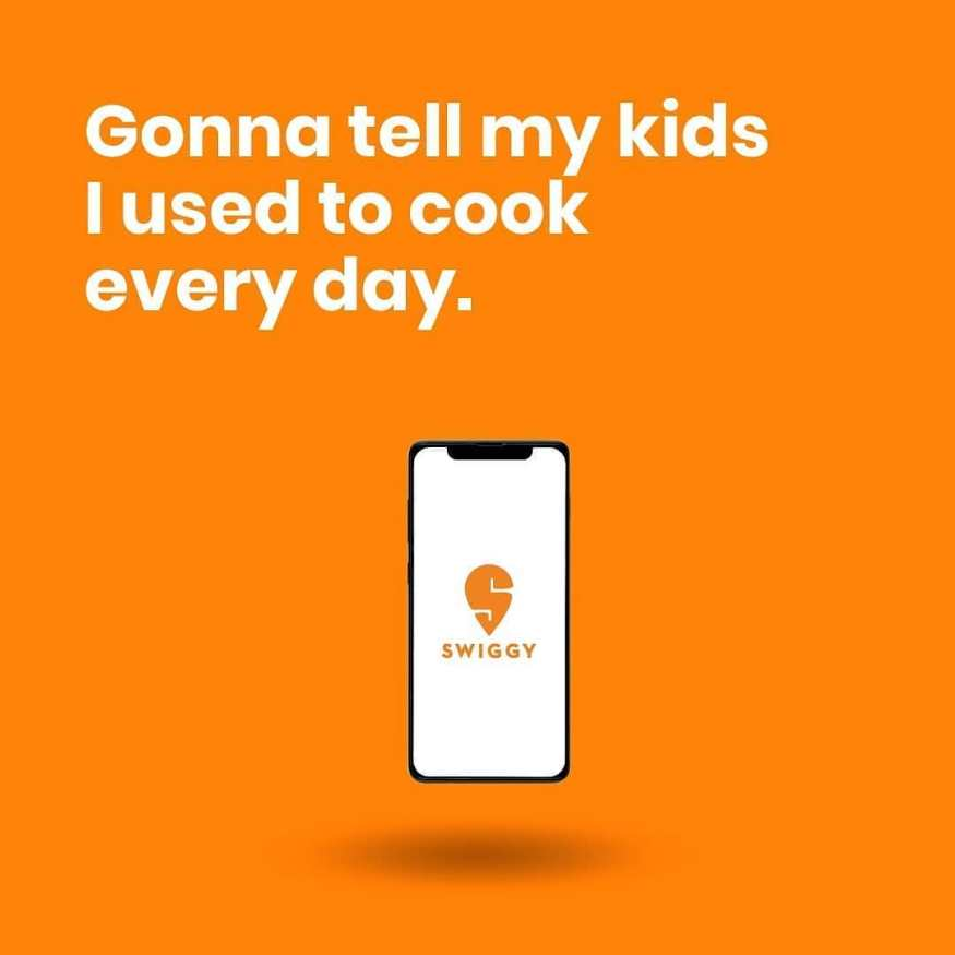 Image result for gonna tell my kids swiggy