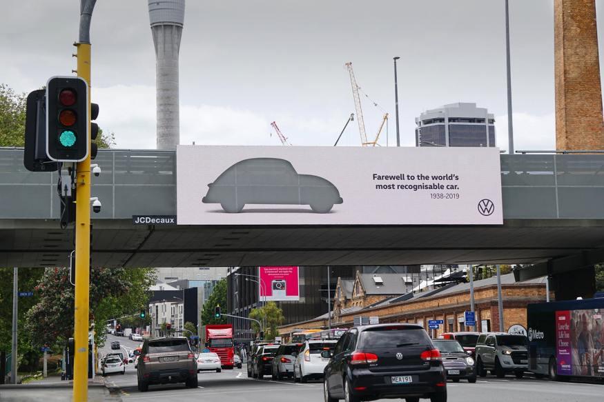 Volkswagen - El último escarabajo