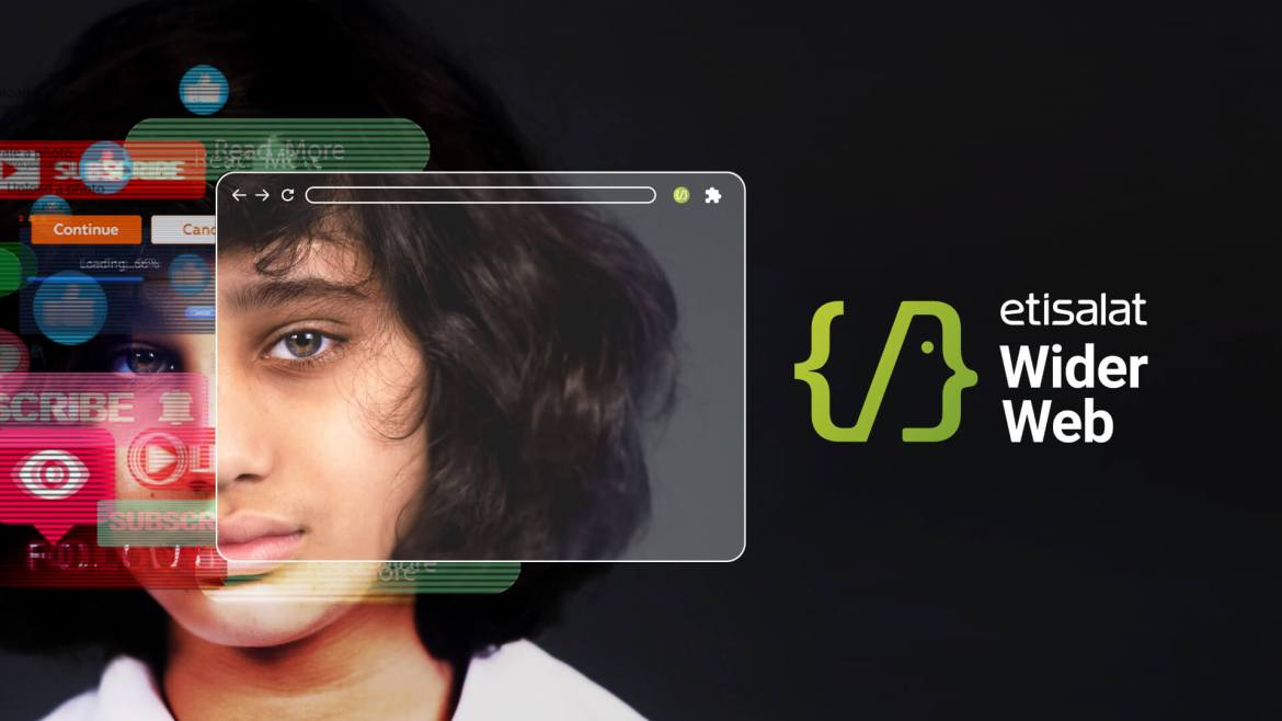 Etisalat Wider Web – The first of its kind autistic-friendly web extension