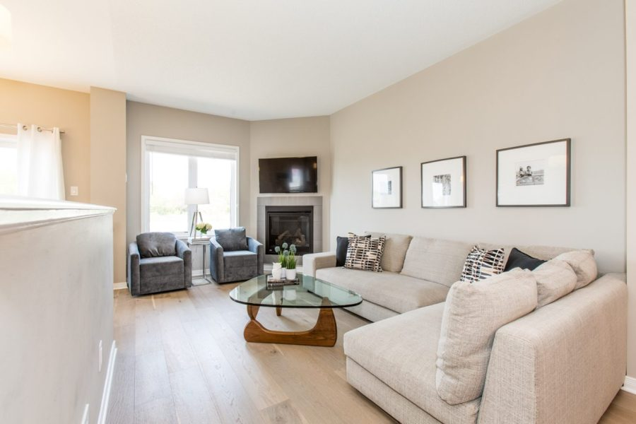 Executive Townhome - Commuter 2