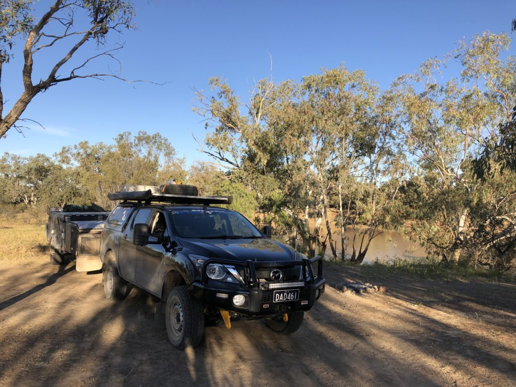 Off-Grid Free Camp, Welford NP, Barcoo Region