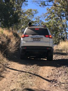 4wd to the top of Mountain