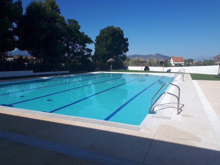 La piscina de Colmenarejo abrirá el próximo lunes 25 de junio