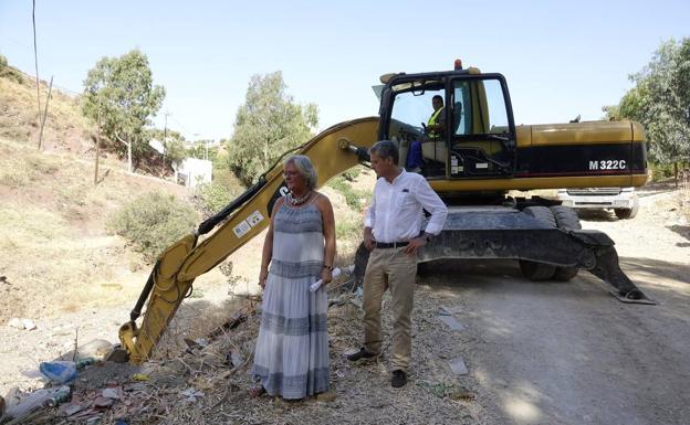 El Ayuntamiento destina 160.000 euros a la limpieza de los arroyos