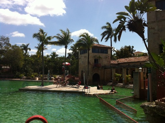 Coral Gables' Venetian Pool