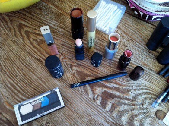 The products we used