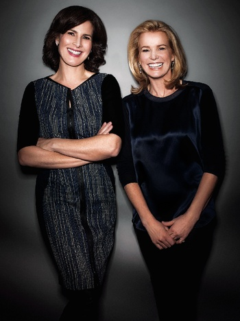 Claire Shipman and Katty Kay