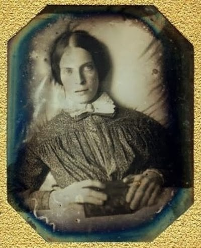 With the advent of photography, post-mortem photos became popular