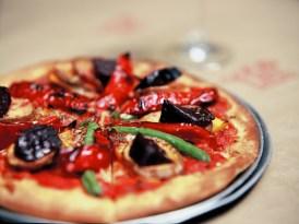 The Good Life Organic Pizza