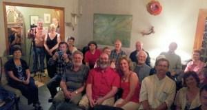 John & Kathy Marven house concert