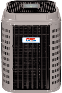 Heil Quiet Comfort central air condenser