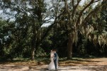 Florida Outdoor Wedding Photo