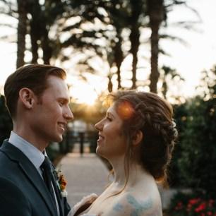 Florida Outdoor Wedding Photography