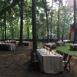 Westchester Outdoor rehearsal Dinner