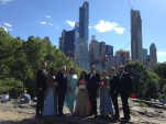 Central Park Wedding Photos