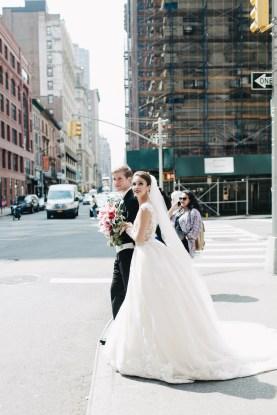 Manhattan Wedding Photos