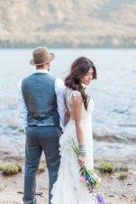 Washington Wedding Photography with Couple