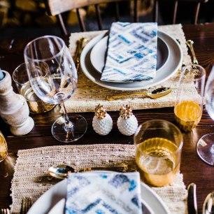 Destination Wedding Tablescape