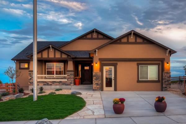 Campbell Homes Colorado Springs