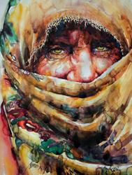 Sad Clown by Atanur Dogan
