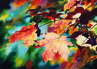 Autumn Eroica - Sherrill Girard
