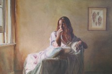"""Penelope, Conus Gloria Maris"" by Emma Hesse"