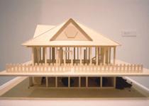 Audio Blueprint, Gifford House by Zoe Kreye