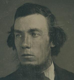 Could this be Robert, circa 1850?