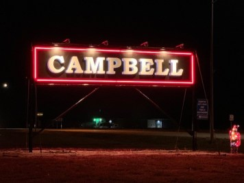 2019 Campbell Sign 1