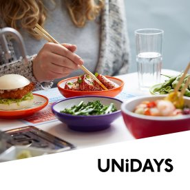 Yo Sushi Unidays January Offer