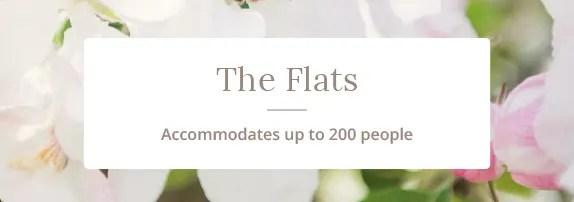 Campeblls Gold - Wedding Venue - The Flats