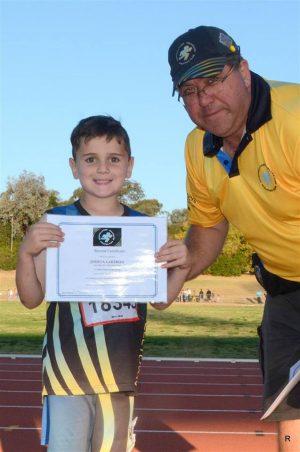 Little Athletics Club Records