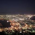 北海道の車中泊、函館、道南