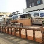 エアストリームカフェ ゼニバコベース airstream cafe ZENIBAKO BASE【小樽 銭函 カフェ ランチ おすすめ ドライブ】