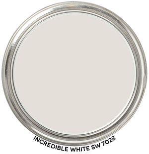 Incredible-White-SW-7028 by Sherwin Williams
