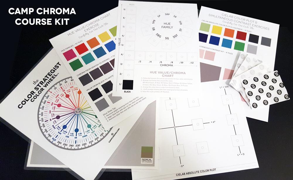 Camp Chroma Course Kit