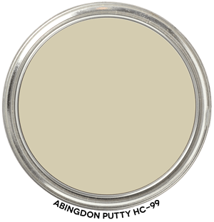 Abingdon Putty HC-99 by Benjamin Moore