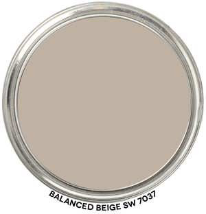 Balanced Beige 7037 by Sherwin-Williams