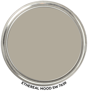 Ethereal Mood 7639 by Sherwin-Williams Paint Blob