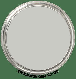 Stonington Gray HC-170 by Benjamin Moore