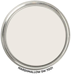 Marshmallow 7001 by Sherwin-Williams