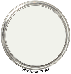 Oxford White 869 by Benjamin Moore