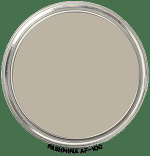 Pashmina AF-100 by Benjamin Moore Paint Blob