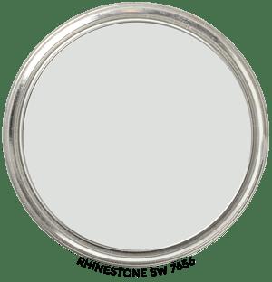 Rhinestone 7656 by Sherwin-Williams Paint Blob