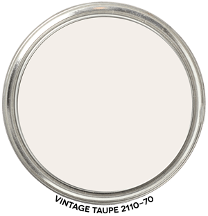 Vintage Taupe 2110-70 by Benjamin Moore Paint Blob