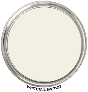 Whitetail 7103 by Sherwin-Williams Paint Blob